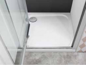Crosswater Simpsons Shower Trays and Wastes 2